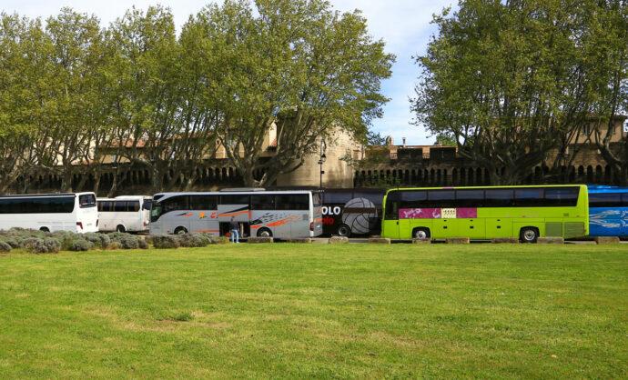 Bus à Avignon