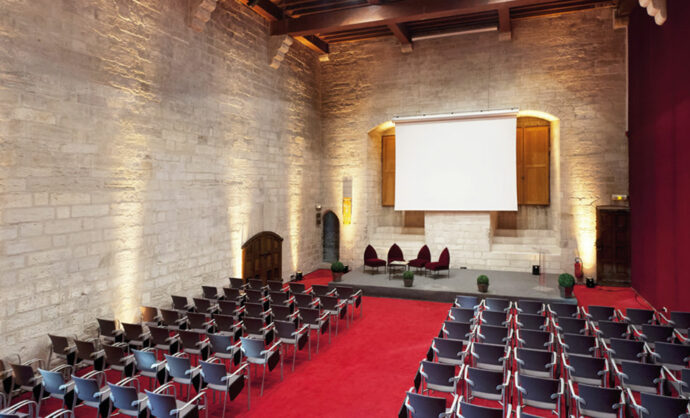 Centre congrès Avignon @Larrue