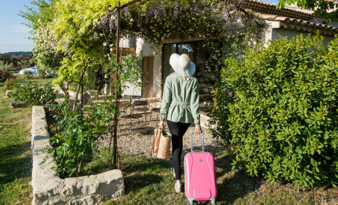 Hébergements pour groupes en Vaucluse@ Coquard