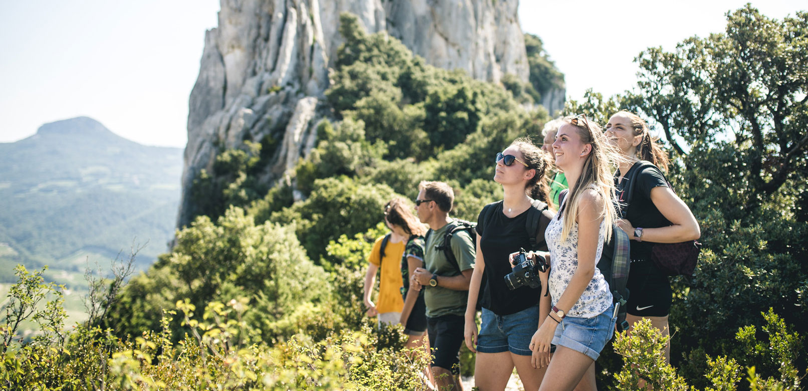 Outdoor activities in Provence © O'Brien3