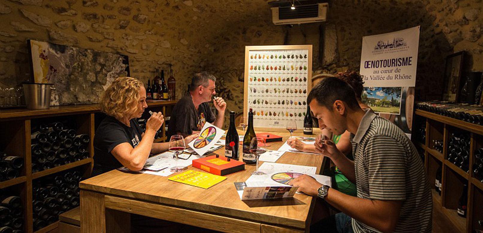 Tasting Workshops © O'Brien