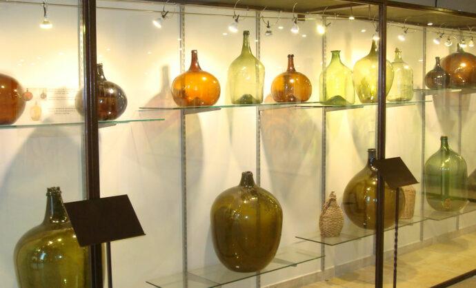 Wine museums