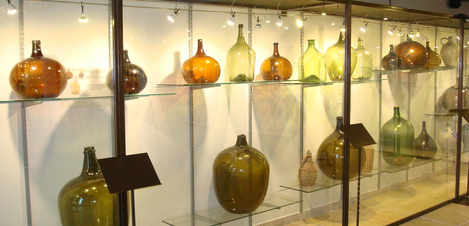 Wine museums © Gillet
